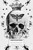 Composition Notebook: Vintage Posters Life After Death Retro Wide Ruled Note Book, Diary, Planner,...