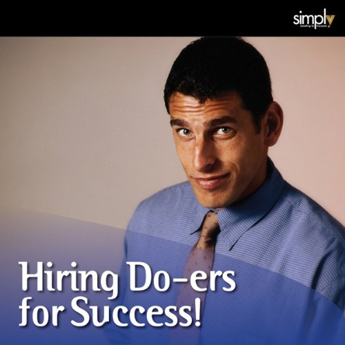 Hiring Do-ers for Success audiobook cover art