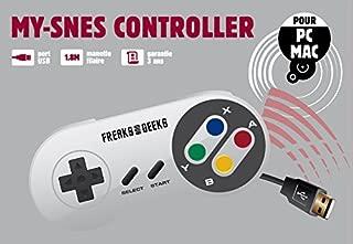 Freeks and Greeks 兼容的 USB 控制器*任天堂在您的电脑上玩耍和 MAC (电子游戏/任天堂 3DS)