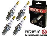 Brisk Extra DR17TC-1 1346 - Juego de 4 bujías