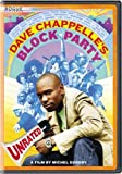 Dave Chappelle's Block Party (Unrated) by Universal Studios by Michel Gondry
