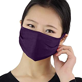 Women Men Fashion Sports Yoga Fitness Cycling Dust Proof Scarf Face Cover,10 pcs