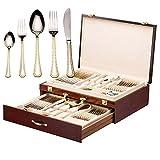 Italian Collection 'Damascus' 75-Pc Premium...