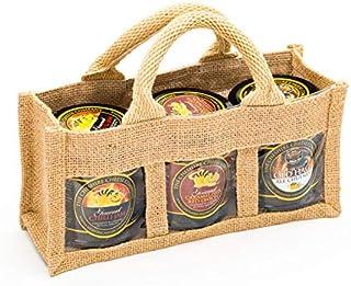 Trio of Chutneys Gift Bag - Gourmet Selection
