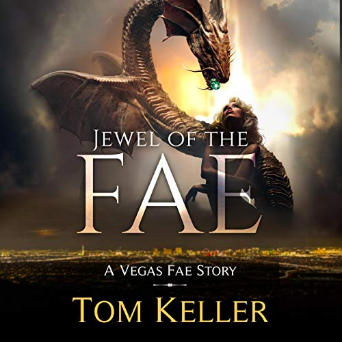 Jewel of the Fae audiobook cover art
