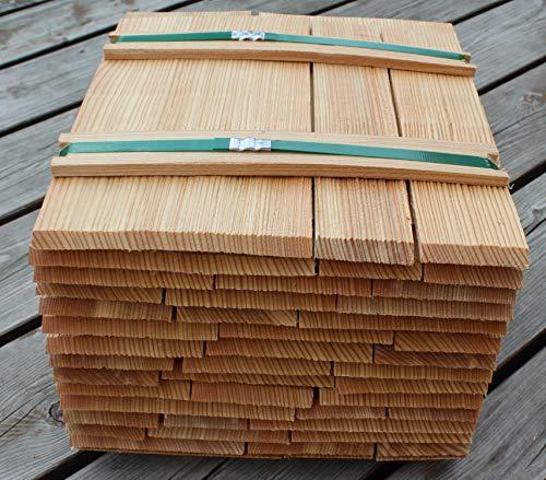 Profilholz Wärmedämmend, atmungsaktiv und feuchtigkeitsausgleichend