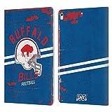 Head Case Designs sous Licence Officielle NFL Casque Look Affligé 100e Buffalo Bills Logo Art Coque...
