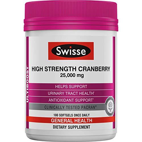 Swisse Ultiboost High Strength Cran…