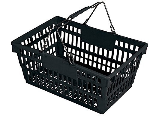 Our #5 Pick is the Winholt LSB-1BL Customer Grocery Basket
