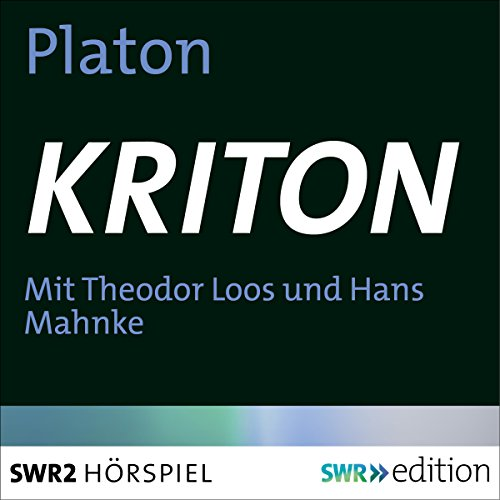 Kriton audiobook cover art