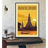 nobrand Welt Tourismus Reise Stadt Bangkok Tel Aviv