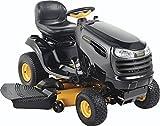 Poulan Pro 960420174 PB24VA54 Kohler V-Twin 24 HP Pedal Control Fast Auto Drive Cutting Deck Riding...