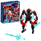 LEGO Marvel Spider-Man Miles Morales Mech Armor 76171 Collectible Construction Toy, New 2021 (125 Pieces) by LEGO