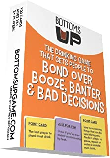 Bottoms Up - The Newest Adult Party Game - Great for Students, Stag & Hen Parties - Party Fun For Friends, Family & Partne...