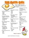 Egg Facts Trivia Printable Game for Mac [Download]