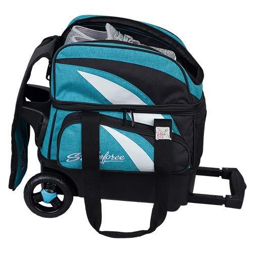 KR Strikeforce Unisex-Erwachsene Strikeforce Cruiser Sing Roller Teal Bowling-Taschen, blaugrün