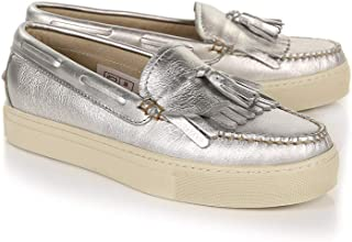 GH Bass Weejuns Cup Esther Metal Tassel Loafers Womens Shoes