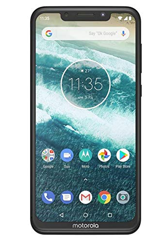 Motorola One Power P30 (Black, 4GB RAM, 64GB Storage)