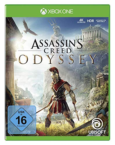 Assassin\'s Creed Odyssey - Standard Edition - [Xbox One]