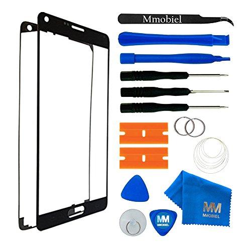 MMOBIEL Kit Reemplazo de Pantalla Táctil Compatible con Samsung Galaxy Note 3 N9000 N9005 Series (Negro) Inc Herramienta