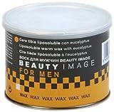 Beauty image - Cera depilatoria tibia para hombre (400 g)