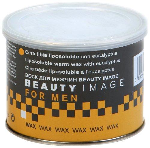 Immagine di bellezza - caldo cera depilatoria per gli uomini (400g)
