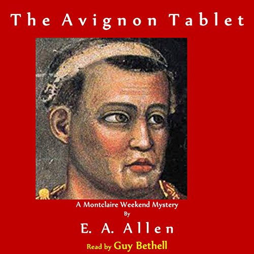 Couverture de The Avignon Tablet