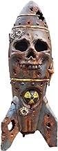 Ububiko Kleine nucleaire oorlog hoofd decoratie de schedel bom voor tuin, tuin, huis, bureau, creativiteit halloween party...