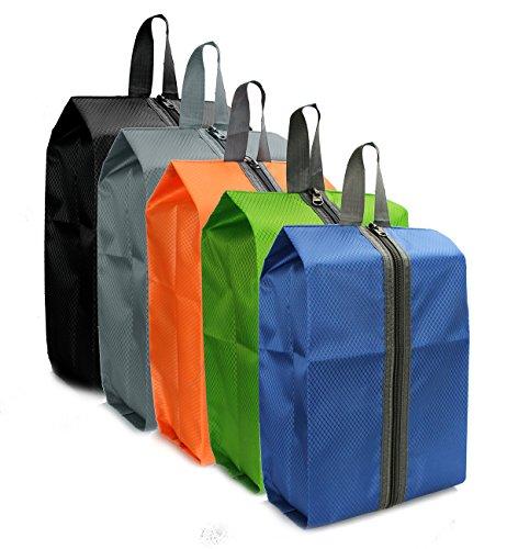 Zmart Travel Shoe Bags Portable Waterproof Storage Organizer Set for Women Men