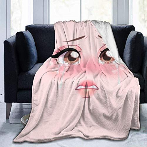 Tengyuntong Manta Ultra-Soft Micro Fleece Leah-Ashe- Polyester Merch & Pound; & uml; 50 '' X40 & Pound; & Not; 60 X50 & Pound; & Not; 80 X60 & Pound;