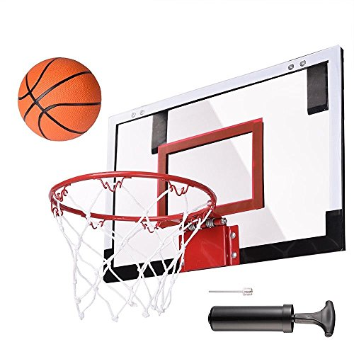 Heize best price Goal Mini Basketball Hoop System Indoor Outdoor Home Office Wall Basketball Net(U.S. Stock)