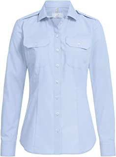GREIFF Pilotblouse 1/1 Corporate Wear 6570 Basic Regular Fit