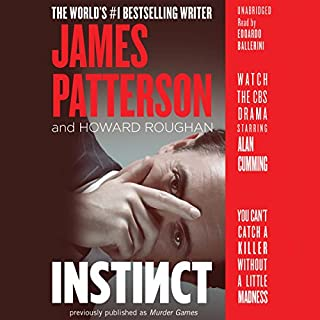 Instinct cover art