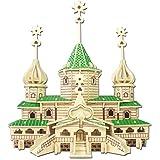ZOYLINK Truco De Madera Toy Novedad Kit De Rompecabezas De Bricolaje 3D Bricolaje Arte Kit De Rompecabezas para Niños