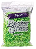 R.J. Rabbit Ruffle Cut Recycled Paper Easter Grass 2 oz (Lime Green) #1245
