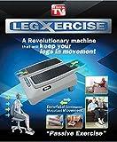 LEGXERCISE Machine de Gymnastique Passive 2 Vitesses
