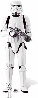 Star Wars Rogue Uno Imperial Stormtrooper (cartón, Multicolor