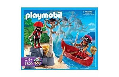 Playmobil Bote con Piratas