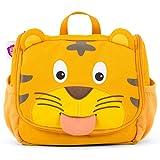 Affenzahn Kulturtasche Tiger für 1-3 Jährige Kinder im Kindergarten - Gelb - 4
