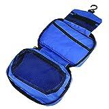 【𝐎𝐟𝐞𝐫𝐭𝐚𝐬 𝐝𝐞 𝐁𝐥𝐚𝐜𝐤 𝐅𝐫𝐢𝐝𝐚𝒚】Bolsa de almacenamiento, bolsa de cosméticos de tamaño adecuado, maquillador profesional para principiantes para los amantes del maquillaje(blue)