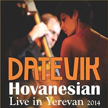 Live in Yerevan