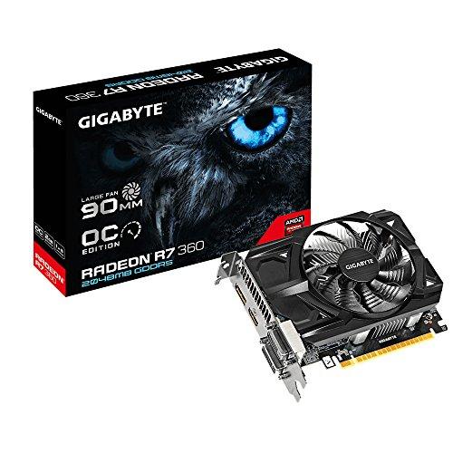 Gigabyte Radeon R7 360 2GB