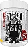 Rich Piana 5% Nutrition 5150 High Stim Pre-Workout Powder | Extreme Energy, Focus, Pumps & Endurance | 400 mg Caffeine, Citrulline, Beta Alanine, Tyrosine | 14.07 oz, 30 Srvgs (Tropical Rage)