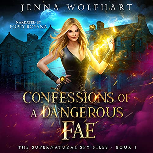 Confessions of a Dangerous Fae cover art