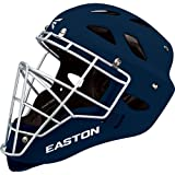 Easton Rival Catcher's Helmet, Red, Large