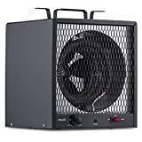 NewAir Portable Garage Heater, Electric Infared...