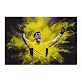 Fußball-Poster Iker Casillas, Fußball-Sportposter, 4