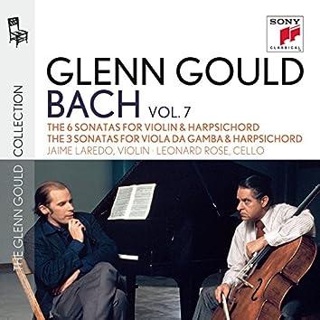 Glenn Gould Plays Bach, Vol. 7: Violin Sonatas, BWV 1014-1019 & Viola da gamba Sonatas, BWV 1027-1029