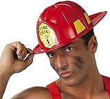 casco pompiere giocattolo Casco di un Vigile del fuoco in pvc riguido