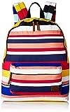 Roxy Women's Sugar Baby Canvas Backpack, Marshmallow la Super Stripe, 1SZ